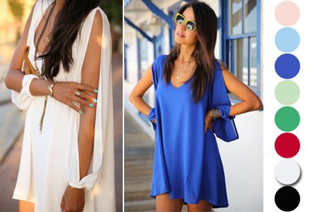 Ibiza jurkje   Zomers, stijlvol & sexy!
