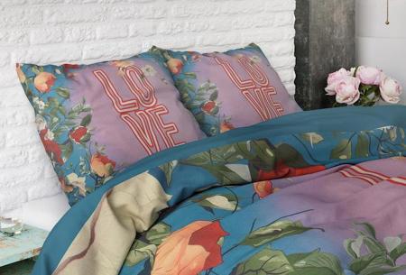 Dreamhouse dekbedovertrekken met print | Vrolijke dekbedhoezen in diverse maten