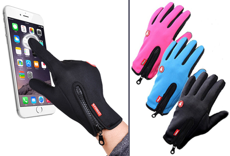 70% korting - Tech fleece handschoenen