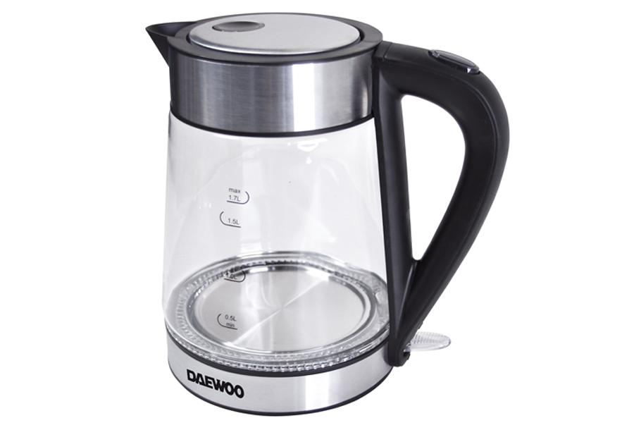 Daewoo waterkoker Daewoo waterkoker - Glas
