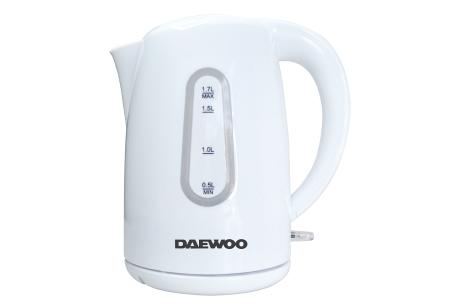 Daewoo waterkokers | Keuze uit een rvs, glazen of plastic variant  SYM-1342