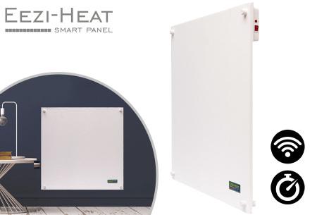 Verwarmingspaneel | Elektrische kachel voor heerlijk verwarmde ruimtes