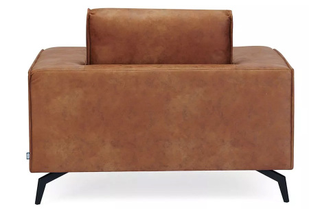 Feel Furniture Weston fauteuil of bank | Luxe design met comfortabel zitvlak