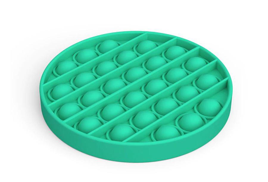 Pop It - Fidget toy Rond - Mint