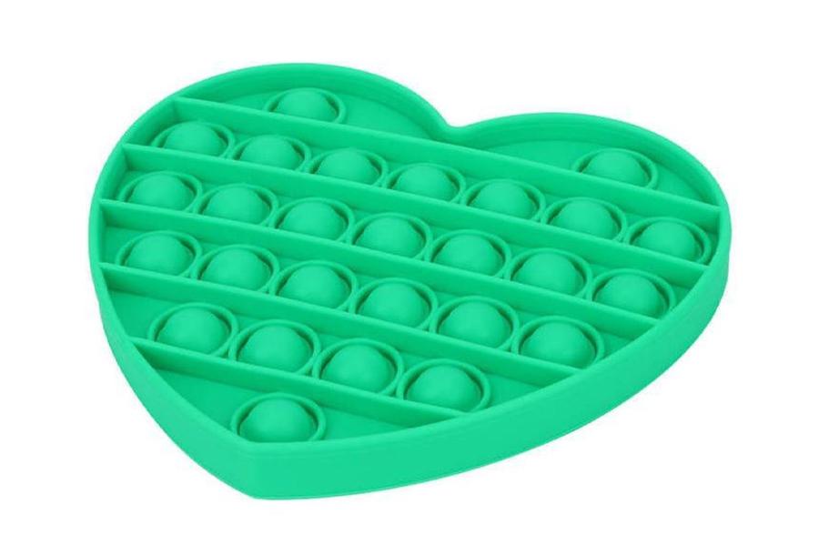 Pop It - Fidget toy Hart - Mint