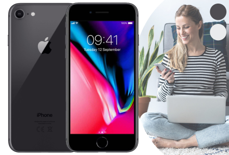 Refurbished Apple iPhone 8 | Grade A gereviseerde telefoon