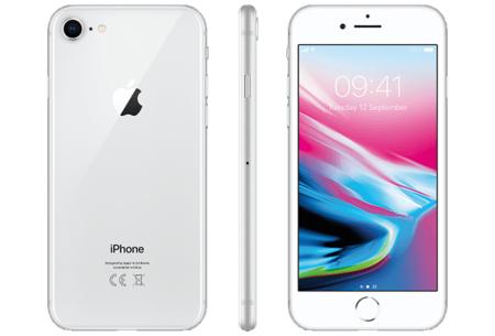 Refurbished Apple iPhone 8 | Grade A gereviseerde telefoon  Silver