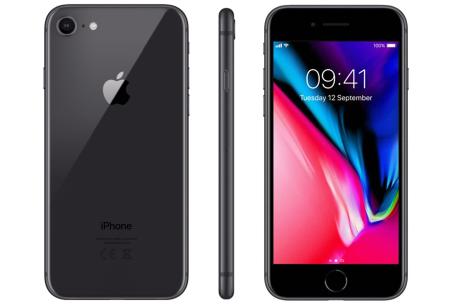 Refurbished Apple iPhone 8 | Grade A gereviseerde telefoon  Space Grey