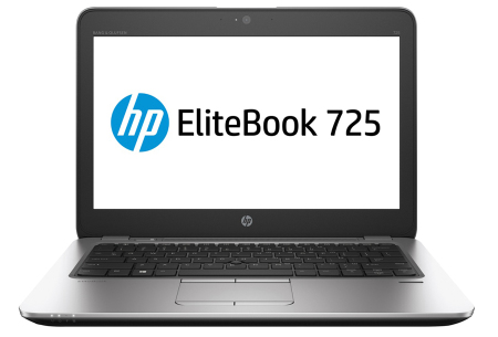Refurbished HP EliteBook 725 G3 | Ultra dunne 12,5 inch laptop