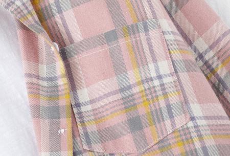 Lumberjack blouse voor dames | Geruit overhemd in 10 kleuren