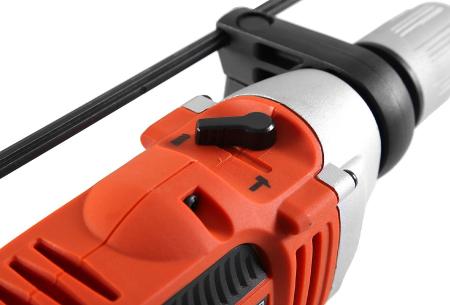 Black & Decker klopboormachine | Inclusief 40-delige borenset & handige koffer