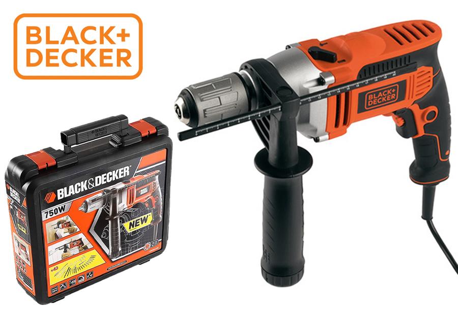 Black & Decker boormachine in de aanbieding