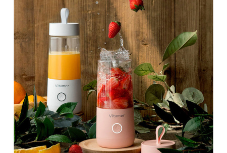 Blender To Go | Draadloze smoothie maker - in 2 varianten