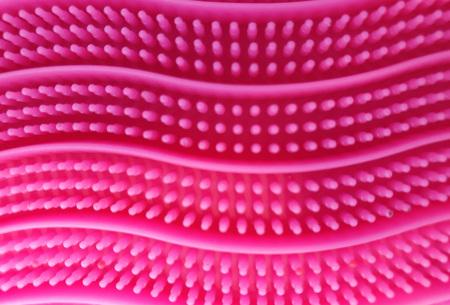 Set van 3 siliconen sponzen   Voor het schoonmaken van de keuken, badkamer, auto en meer
