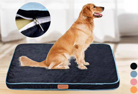 Hondenkussen | Heerlijk zachte hondenmand in groot of klein formaat