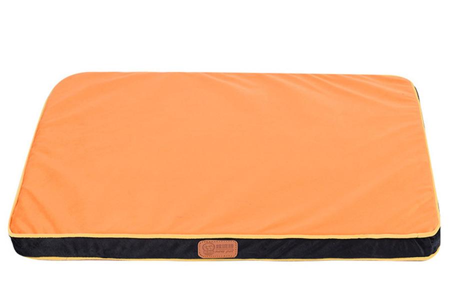Hondenkussen Maat L - Oranje