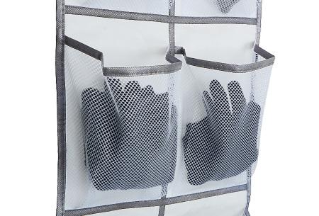Hangende schoenenopberger | Handig schoenen opbergsysteem voor aan de deur, kast of muur