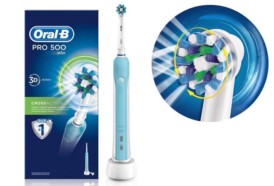 Oral-B elektrische tandenborstel met korting