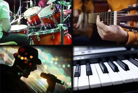 Online muziek cursus leer zang drum gitaar of piano for Strumento online gratuito piano piano