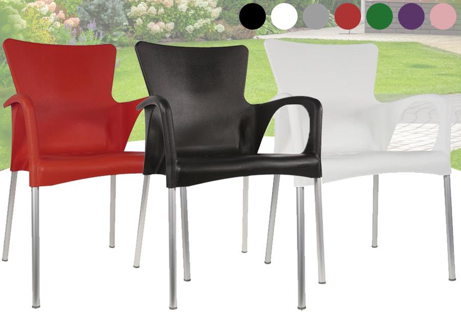 Kunststof stapelstoel - Hier extra goedkoop!