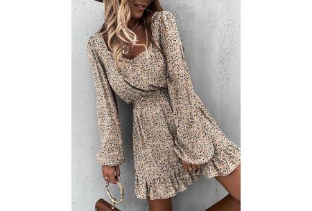 Floral dress | Trendy jurkje met bloemenprint