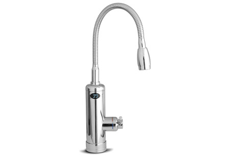 Aquadon Smart Heater heetwaterkraan | Direct warm water uit de kraan!