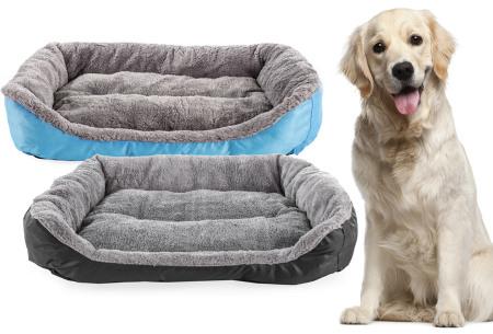 Waterproof hondenmand   Zacht en duurzaam hondenkussen - geschikt voor de wasmachine