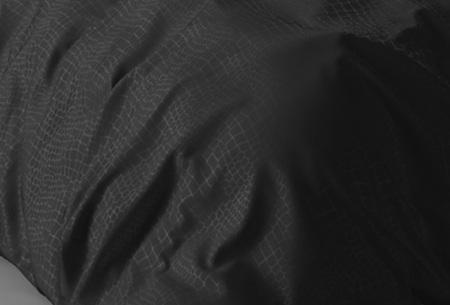 Embossed dekbedovertrek   Dekbedhoes van Zensation in 2 prints