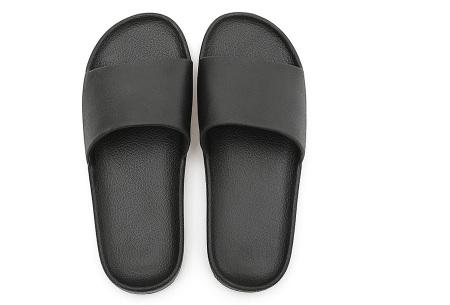 Cosy badslippers voor dames en heren   Ultracomfortabele slippers Zwart