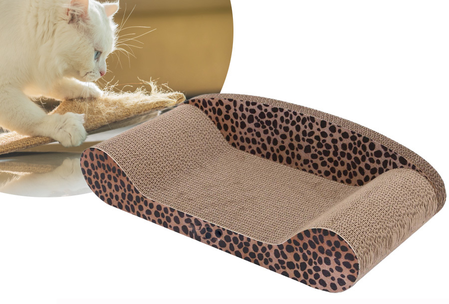 Krabplank voor je kat met hoge korting