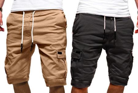 Heren korte broek   Casual shorts voor de zomer - in 10 kleuren