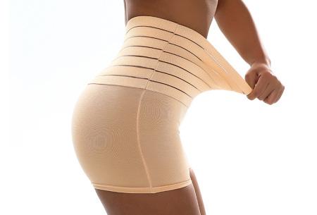 Boxershort shaper | Corrigerend ondergoed voor dames  Beige