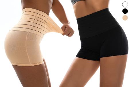 Boxershort shaper | Corrigerend ondergoed voor dames