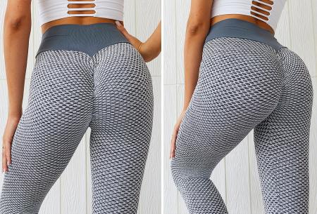Push-up legging | Comfortabele en figuurcorrigerende sportlegging voor dames