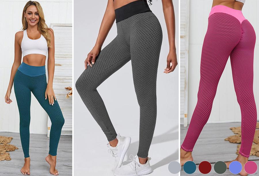 Push-up legging dames | Nu extra goedkoop!