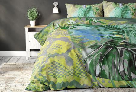Dekbedovertrekken met fotoprint design   Cotton blended beddengoed - in 7 prints