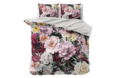 Dekbedovertrekken met fotoprint design   Cotton blended beddengoed - in 7 prints Lana Multi