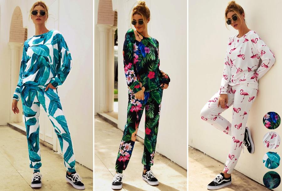 Dames pyjama in de sale!