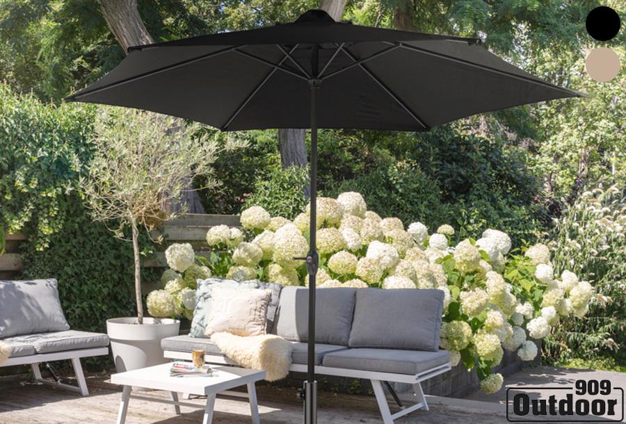 XL parasol in de aanbieding