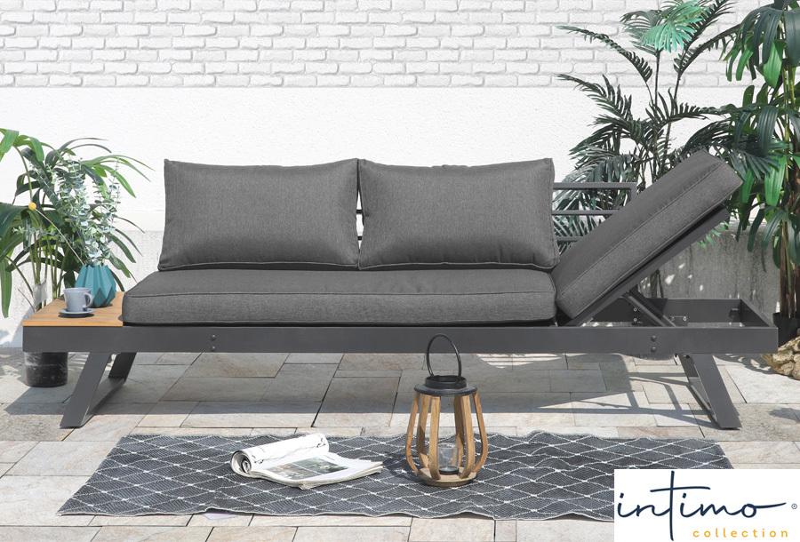 Luxe loungebank met 55% korting