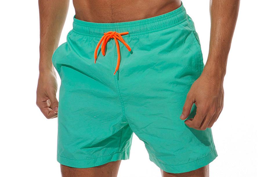 Coloured zwembroek - Mint - Maat XL