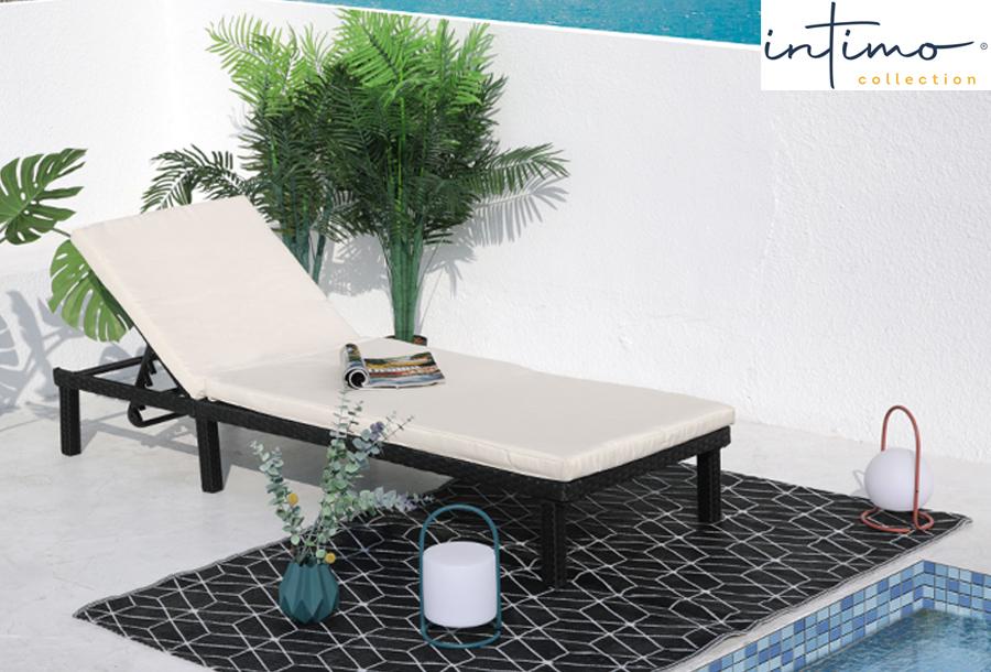 Luxe ligbed van Intimo Garden - 68% korting