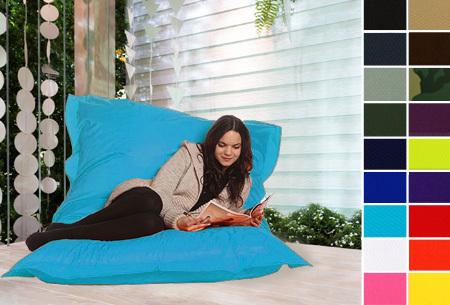 Drop & Sit zitzak | Keuze uit 24 kleuren & 3 formaten - nu extra voordelig!