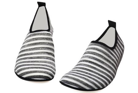 Waterschoenen   Zwemschoenen voor dames & heren Gestreept