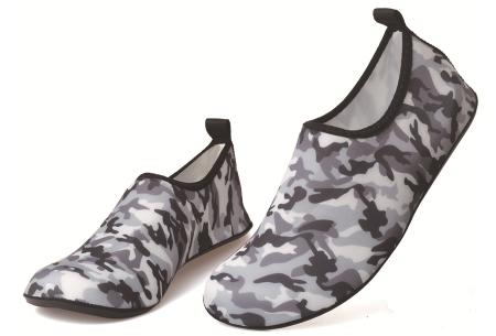 Waterschoenen   Zwemschoenen voor dames & heren Legerprint