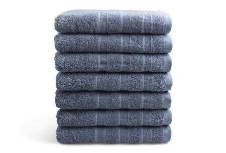 Seashell Luxor Deluxe handdoeken | 100% katoenen handdoeken en badhanddoeken