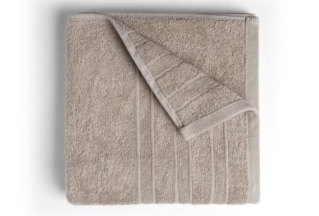 Seashell Luxor Deluxe handdoeken | 100% katoenen handdoeken en badhanddoeken Handdoek