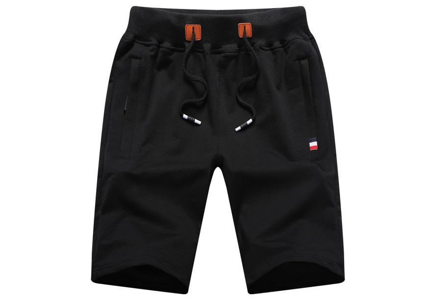 Heren joggingshort - Zwart - Maat XS