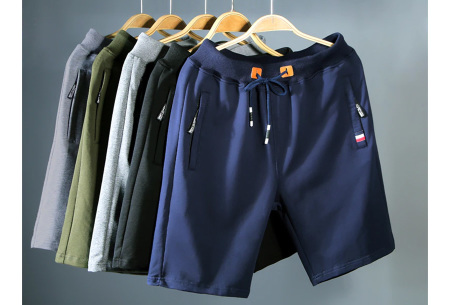 Heren joggingshort   Comfy korte broek voor heren