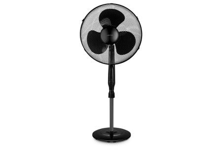 Ventilator   Vloerventilator met afstandsbediening en 3 snelheden